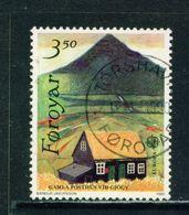 FAROE ISLANDS - 1990 Europa 350o Used As Scan - Faroe Islands