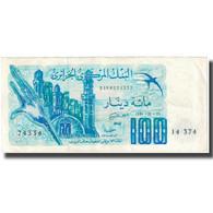 Billet, Algeria, 100 Dinars, 1981, 1981-11-01, KM:131a, SPL - Algerien