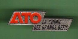 ELF ATOCHEM  *** ATO LA CHIMIE DES GRANDS DEFIS *** 1012 (25) - Carburants