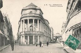 33 Bordeaux Theatre Français - Bordeaux
