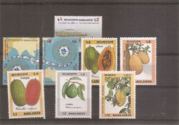 Bangladesh ( Lot De 8 Timbres Différents XXX -MNH) - Bangladesh