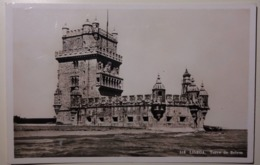 Portugal - Lisboa - Torre De Belem - 1956 - Lisboa