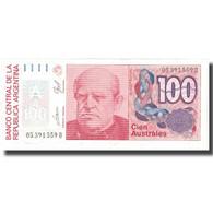 Billet, Argentine, 100 Australes, Undated (1985), KM:327c, NEUF - Argentinien