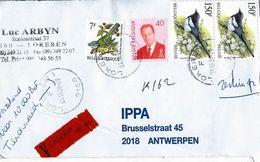 Doc. De LOKEREN - 1 F -  (9160) Du 03/10/98 En Rec. - Postmark Collection