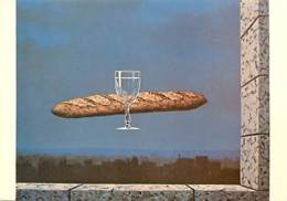 Art - Peinture - René Magritte - La Force Des Choses , 1958 - Carte Neuve - CPM - Voir Scans Recto-Verso - Peintures & Tableaux