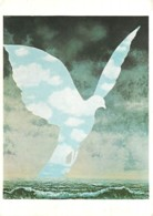 Art - Peinture - René Magritte - La Grande Famille - Colombe - CPM - Voir Scans Recto-Verso - Peintures & Tableaux