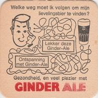 Viltje  Ginder Ale - Sous-bocks