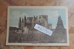 SIMORRE - L EGLISE COTE NORD - France