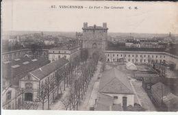 Vincennes - Le Fort, Vue Générale - Vincennes