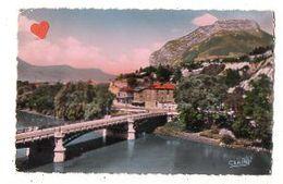 34508-ZE-38-Les Belles Alpes Françaises-GRENOBLE-Pont De La Porte De France Et Le Néron - Grenoble