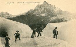 CHAMONIX , Grotte Et Glaciers Des Bossons - Chamonix-Mont-Blanc