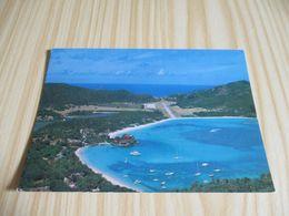 St Barthélémy (Guadeloupe).Baie De St-Jean. - Saint Barthelemy