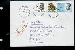 Doc. De LOKEREN - 2 A - 2 Du 04/10/90 En Rec. - Postmark Collection