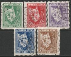White Russia Sc 1920 Issue Perf CTO/used Genuine - Russia & USSR