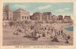 44 Le Croisic Les Jeux Sur La Plage De Port Lin - Le Croisic