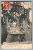 PHILIPPINS DE ROUEN REPOSOIR DES GYMNASTES 28 JUIN 1908 CPA 76 SEINE MARITIME - Rouen