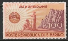 San Marino Sc 257 MH - Saint-Marin