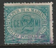 San Marino Sc 1 Used - Oblitérés