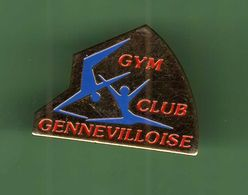 GYM *** CLUB GENNEVILLOISE *** 1012 (25) - Ginnastica
