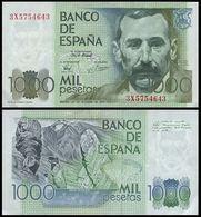 Spain - 1000 Pesetas 1979 UNC P. 158 Lemberg-Zp - [ 4] 1975-…: Juan Carlos I.