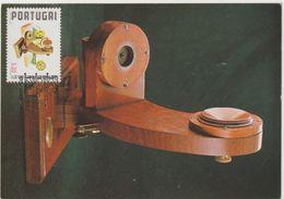 Carte Maximum PORTUGAL N°Yvert 1405 (APPAREIL MORSE) Obl Sp Ill 1er Jour 1978 - Maximum Cards & Covers