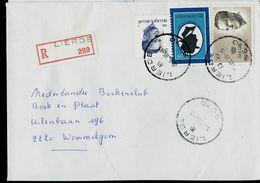 Doc. De LIERDE - B - ( 9570) Du 04/02/85 En Rec. - Postmark Collection