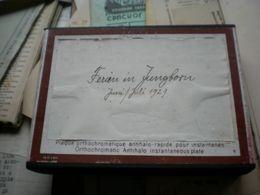 Ferein In Jungborn 1929 Juni Juli  15 Pieces 9x12 Cm - Plaques De Verre