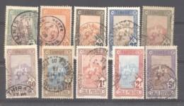 Tunisie  -  Colis Postaux  :  Yv  1-10 (o) - Tunisie (1888-1955)