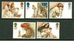 "-GB-1984-""Christmas""  MNH(**) - Unused Stamps"