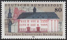 GERMANY    SCOTT NO  1472    MNH   YEAR  1986 - [7] Federal Republic