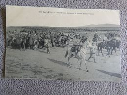 Carte Postale CONVOI De CHAMEAUX - Documenti