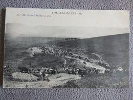 Carte Postale  COLONNE DE FEZ - Documenti