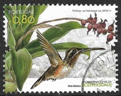 Portugal – 2010 Biodiversity 0,80 Used Stamp - 1910-... Republic