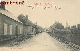 CATILLON LA RUE PASTEUR 59 NORD - Francia