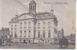 Verviers - L'Hôtel De Ville - Verviers