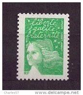 France: N°3535A ** (sans Val Vert) Marianne De Luquet. - France