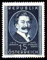 ÖSTERREICH 1949 Nr 934 Postfrisch S87046E - 1945-60 Neufs