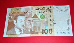 MOROCCO - 100 DIRHAMS - 2002 - UNC - FDS - NEUF - Maroc