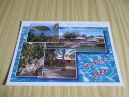 Les Iles Du Salut (Guyane).Vues Diverses. - Guyane
