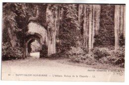 (80) 727, Saint St Valéry Sur Somme, LL 46, L'Abbaye, Ruines De La Chapelle - Saint Valery Sur Somme