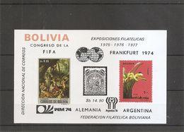 Bolivie ( BF 40 XXX -MNH) - Bolivia