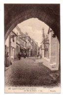 (80) 728, Saint St Valéry Sur Somme, LL 66, La Rue De Nevers - Saint Valery Sur Somme