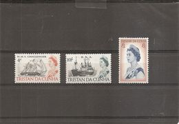 Tristan Da Cunha ( 113/115 XXX -MNh) - Tristan Da Cunha