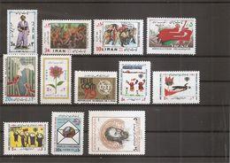 Iran ( Lot De Timbres Divers Différents XXX -MNH- De 1979 ) - Iran