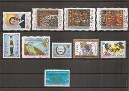 Iran ( Lot De Timbres Divers Différents XXX -MNH- De 1978 ) - Iran