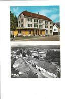 88- 2 Cpm De Bussang Et Martigny Les Bains - Bussang
