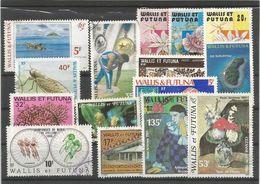 110/111Paul Cézanne Et 13timbres          (boitsorblan) - Wallis-Et-Futuna