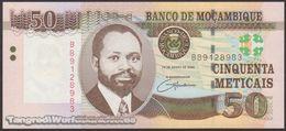 TWN - MOZAMBIQUE 144a - 50 Meticais 16.6.2006 Prefix BB UNC - Moçambique