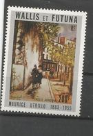 144    Maurice Utrillo     Luxe Sans Ch    (clasyverouge823) - Luftpost