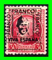 CACERES 1937 VIVA ESPAÑA FRANCO FRANCO FRANCO NUEVO* - 1931-Aujourd'hui: II. République - ....Juan Carlos I